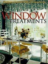 Better Homes & Gardens Window Treatments - color photos of inspiring ideas, PB
