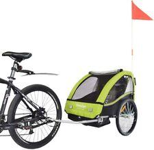TIGGO World Convertible Jogger Remorque à Vélo 2 en 1, pour Enfant