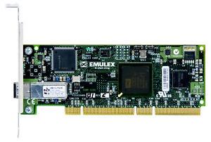IBM 80P4382 2Gbps Fibre Channel Adaptateur Pci-X LP9802