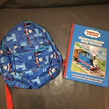 Official Thomas the tank engine backpack & Thomas & Friends Story Treasury Book