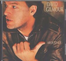 CD Import - About Face - David Gilmour - UPC 9399746503823 - 10 Tracks