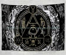 wall art home GOATWHORE black death metal heavy tapestry cloth poster
