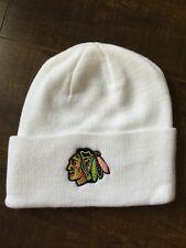 NHL Reebok Beanie Chicago Blackhawks Brand New Never Worn-Free S/H (D)