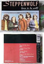 STEPPENWOLF Born To Be Wild .. MCA Maxi-CD