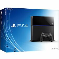 GUT: Sony Playstation 4 PS4 Konsole, 500 GB, schwarz, [CUH-1116A]