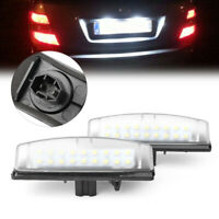 2X FOR LEXUS ES300 ES330 LS430 GS300 GS400 GS430 18 WHITE LED NUMBER PLATE LAMPS