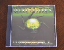 Warball Por Vicious Rumors (CD, 2006 Mascota, James Rivera, Brad Gillis)