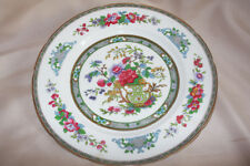 "Paragon Tree of Kashmir Fluted Edge 9.25"" Dinner Plate"
