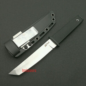 Cold Steel 17T Kobun Hunting Camping Boot Knife Fixed Tanto Blade Handle