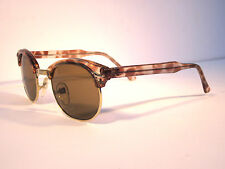 New Womens Ladies Clubmaster Retro Vintage Fashion Sunglasses Metal Frame Trendy