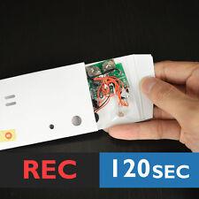 120s STICK-ON RECORDABLE light sensor voice module music box sound chip musical
