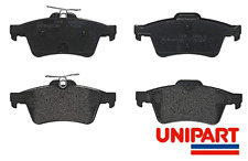 Peugeot - 508 I (8D_) / 508 SW I (8E_) 2010-Onwards Rear Brake Pads Set Unipart