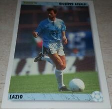 CARD JOKER 1994 LAZIO FAVALLI CALCIO FOOTBALL SOCCER ALBUM