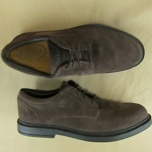 Timberland US 10.5 M Casual Oxford Dress Shoe Derby 90096 Suede