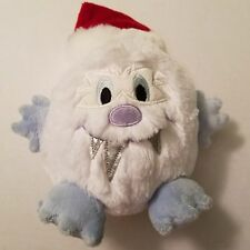 "Rudolph Bumble Abominable Snowman 8"" Plush Disneyland Disney World Christmas"