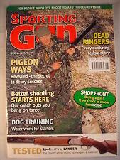 Sporting Gun - June 2005 - Lanber Sporter test