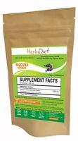 200gram | Mucuna Pruriens 50% L-Dopa Velvet Extract Powder Dopamine Mood Support