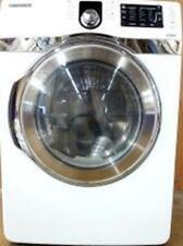 Samsung 7.4-cu Ft. 11 Cycle Electric Steam Dryer White Dv419Aew/Xaa
