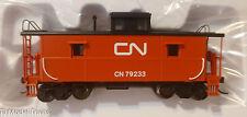 Atlas HO #20003674 Cupola Caboose CN #79233  (Trainman)