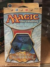 Magic The Gathering Scars Of Mirrodin Metalcraft Deck For Card Game MTG