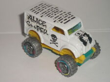 Hot Wheels ALICE COOPER Poison  Monster DIARY DELIVERY truck custom