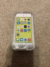 Apple iPod touch 5th Generation Yellow MD714LL/A  (32 GB) Brand New