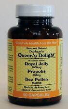 Bee Pollen - Royal Jelly - Bee Propolis in 1 capsule