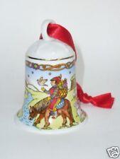 Hutschenreuther - Weihnachtsglocke 2009 - Glocke aus Porzellan 2009 - NEU - OVP