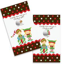 Santa's Little Elf - Christmas Scratch Off Game Pack