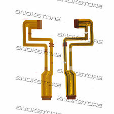 FLEX CÂBLE CÂBLE PLAT LCD POUR SONY DCR HC20E HC30E HC40E HC18 HC18E ÉCRAN PART