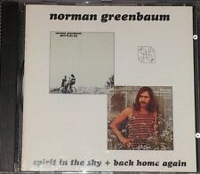 Norman Greenbaum  - Spirit in the Sky + Back Home Again (CD)