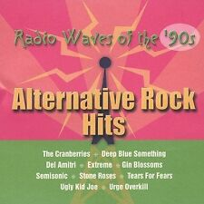 Radio Waves Of The 90`S-Radio Waves Of 90`S: Alternative Rock Hits  CD NEW