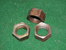 3 Spare Change Gear Nuts for Harrison L5/L6& 140 Lathe