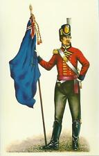 cigarette/trade cards - ENSIGN 1815 - 5th BATTALION THE KINGS GERMAN LEGION