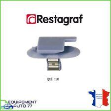 10 X AGRAFES CLIPS  PANNEAU de PORTE RENAULT MEGANE 3 - SCENIC 3