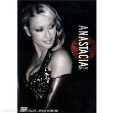 "ANASTACIA ""LIVE AT LAST"" DVD 23 TRACKS NEW+"