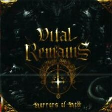 Vital remains-tzeentch OF HELL CD neuf emballage d'origine