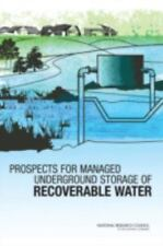 Prospects for Managed Underground Storage of Recoverable Water-ExLibrary