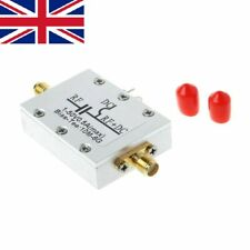 6000Mhz 10MHz-6GHz RF Bias Tee DC Blocks For HAM Radio SDR RTL LNA Amplifier
