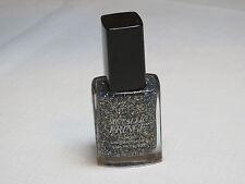Avon Metallic Fringe Top Coat Jacquard Metal 0.4 fl oz nail polish mani pedi;