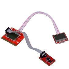 Motherboard Analyzer Diagnostic Post Tester Card For PC Laptop Desktop PTi8 EC