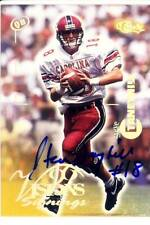 steve taneyhill rookie rc draft auto autograph south carolina gamecocks college