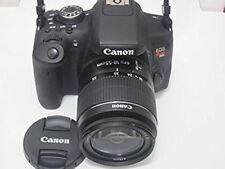 Canon Eos Rebel T6i Réflex Numérique avec EF-S 18-55mm Est de L' Ast Objectif -