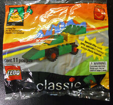 1999 McDonald's Happy Meal LEGO #4-Classic McNugget Race Car #1995