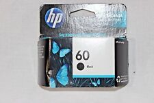 HP Black Ink Cartridge 60 (200+ pages) - EXPIRED DATE July, 2011