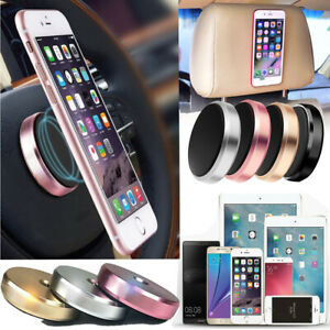 In Car Magnetic Car Phone Holder For Dashboard Phone Holder Various Colors