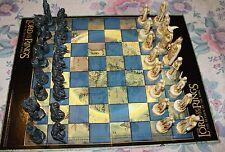 Le Seigneur des Anneaux-Le retour du roi Chess Set