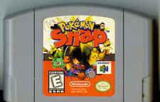Pokémon Snap Pokemon (Nintendo 64, 1999, N64) Fast FREE Shipping