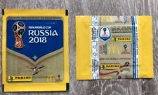 Panini WC Russia 2018 - Pochettes Bustina Tüte Sobre Packet Mc Donald's Germany