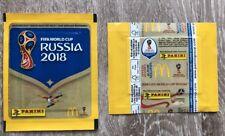 Panini WC Russia 2018 - Pochettes Bustina Tüte Sobre Packet Mc Donald's Germany